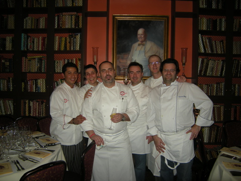 Pierre Landet @ James Beard Foundation