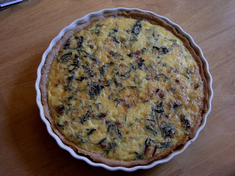 Winter Quiche
