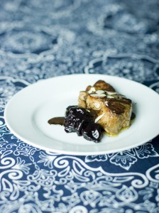 Cherry Coke Foie Gras