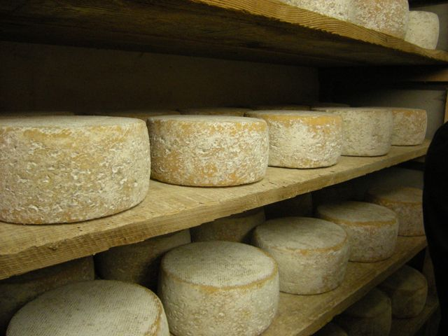 Poubeau Cheese