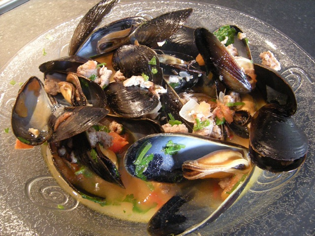Country Mussels