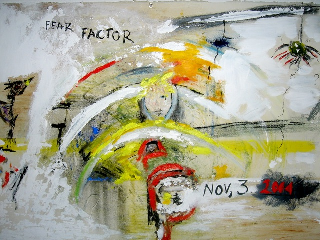 Fear Factor by Nicole Peyrafitte (Nov 3rd 2004)