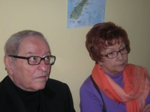 Jean & Renée Peyrafitte