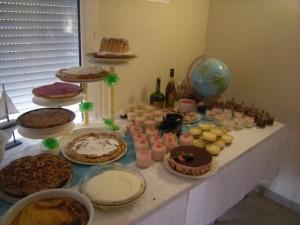 30 desserts